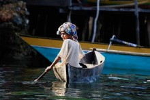 Indonesieregisseur - Togian eilanden - Bajau