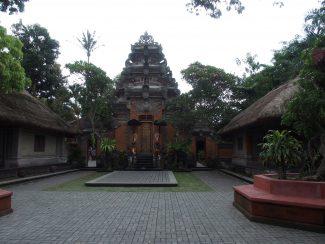 Ubud Palace op Bali