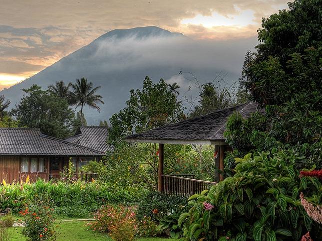 Hotel van de maand – Gardenia Country Inn Tomohon Sulawesi