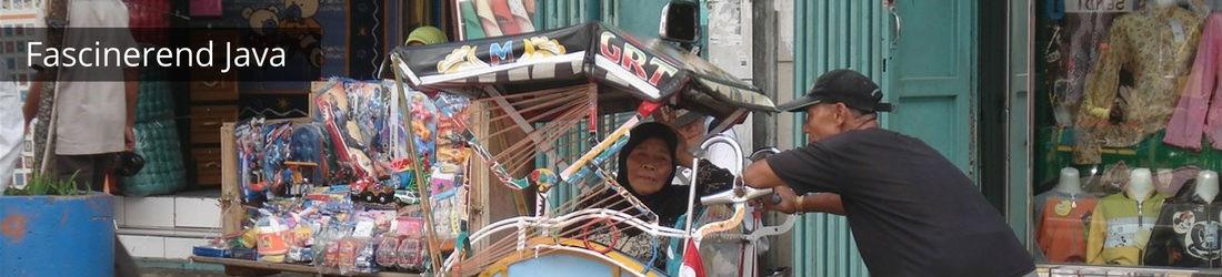 Rondreis door Java Indonesië