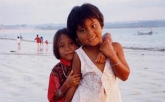 Droomvakantie op Bali, strand Sanur