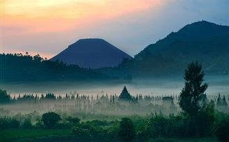 Java rondreis, bezoek Wonsobo