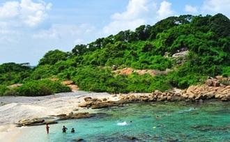 Persoonlijk - advies - individueel - rondreis - Sri Lanka - Trincomalee - Pigeon Island