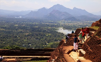 Rondreis - Sri Lanka - Sigiriya - leeuwenrots