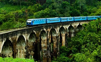 rondreis - Sri Lanka - trein - Nuwara Eliya