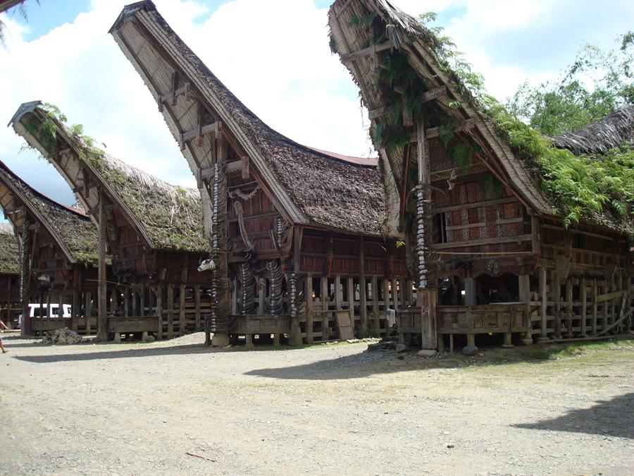 Architectuur in Indonesië
