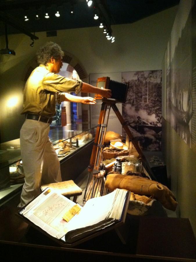 Bezoek Tropenmuseum