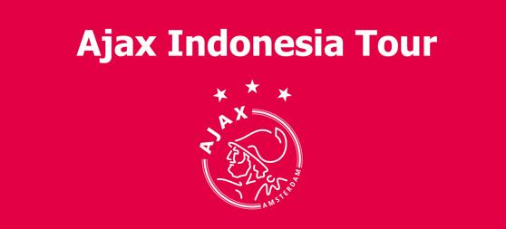 Ajax Indonesia Tour