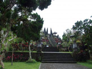 Pura Besakih op Bali