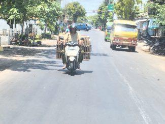 Rondreis Java in Indonesie