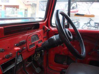 jeep van Tumpang naar Bromo vulkaan op Java