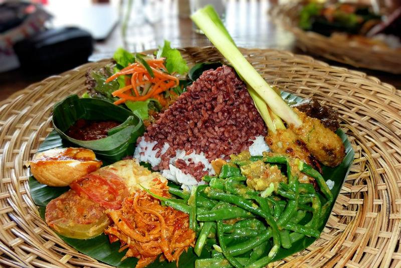 Genieten in Indonesië van de Indonesische keuken!