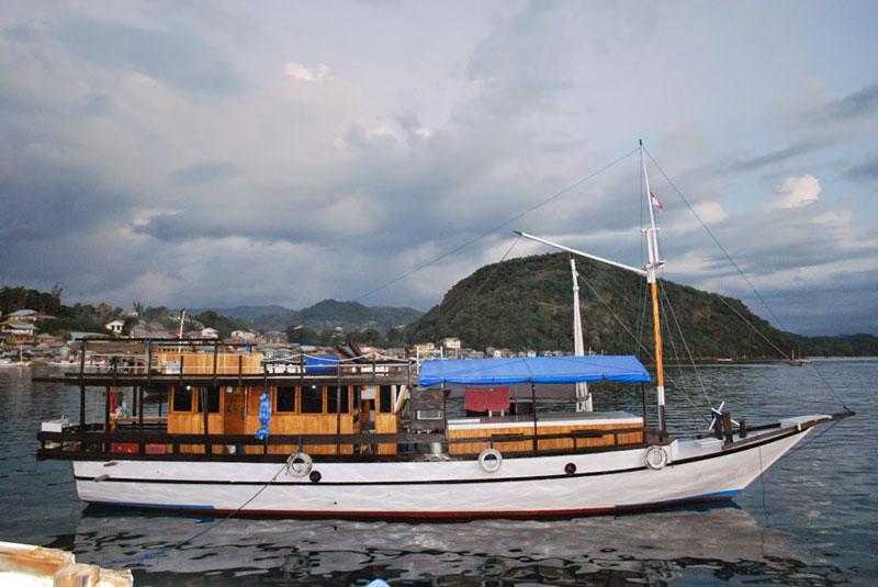 Boottocht Komodo tijdens uw vakantie in Indonesië