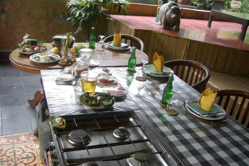 Kooklessen en kookworkshops op Bali, tijdens een culinaire vakantie door Indonesië
