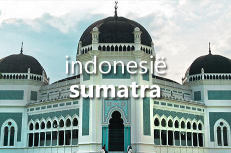 Op vakantie naar Indonesië en Sumatra