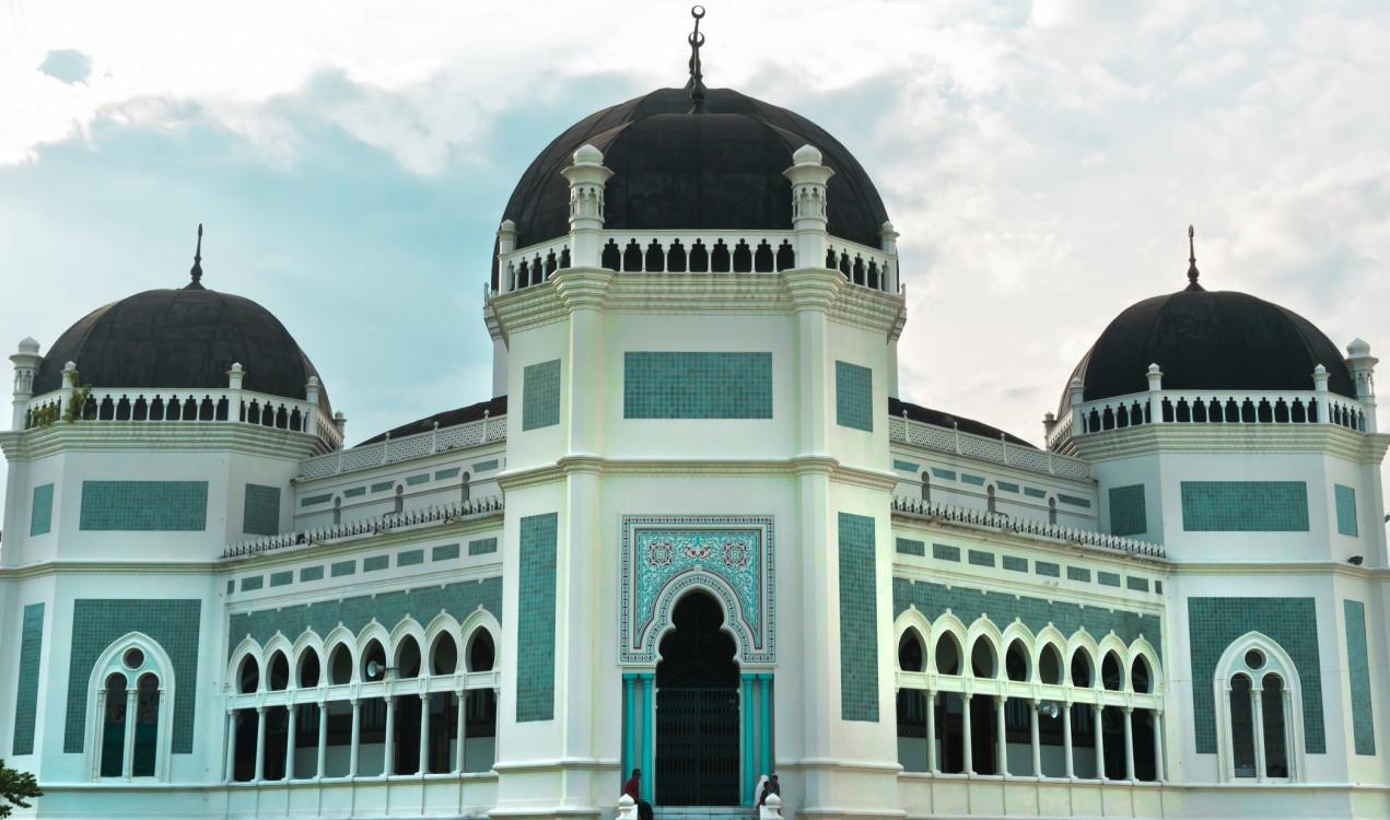 Medan, hoofdstad Sumatra. Droomvakantie naar Indonesië