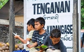 Indonesie-Bali-reis-Tenganan