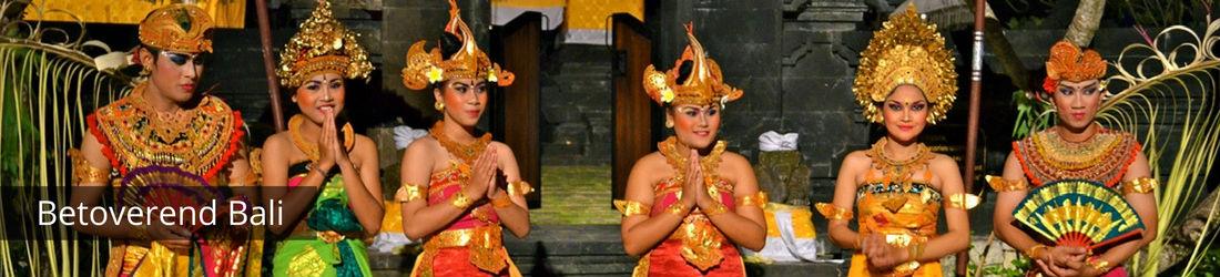 Droomreis naar Bali