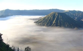 Bezoek de Bromo vulkaan op Java.