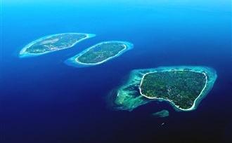 Gili eilanden bij Lombok, unieke reistips voor Indonesië