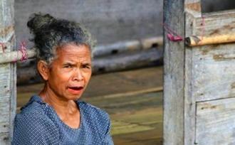 Reissuggesties voor het eiland Flores, Indonesië