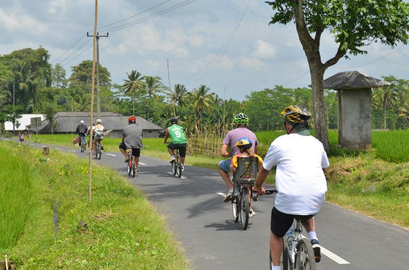 mountainbiking Ubud Bali