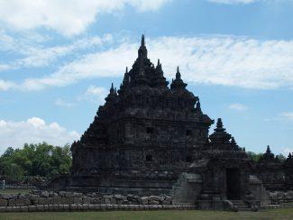 Plaosan tempel Java