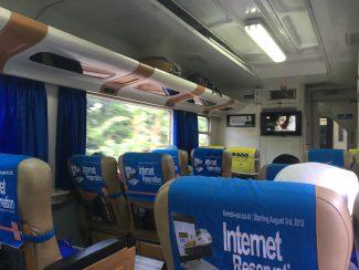 Advies individuele reis Java trein Yogyakarta