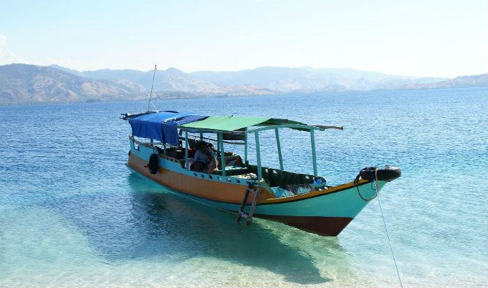 Het eiland Flores is het bezoeken waard tijdens uw vakantie door Indonesië.