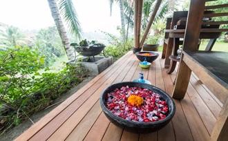 Yogareis op Bali