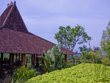Mix van Java en Bali