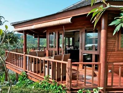 Compacte bungalows