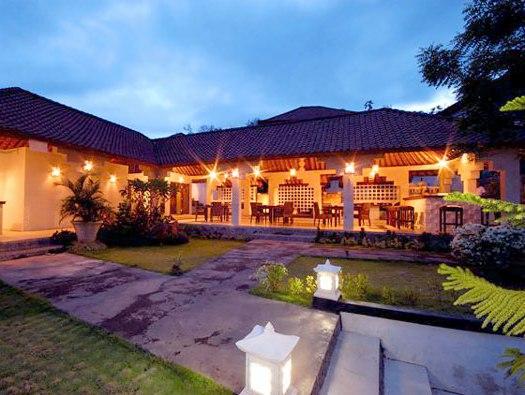 Lieflijke relax villa's