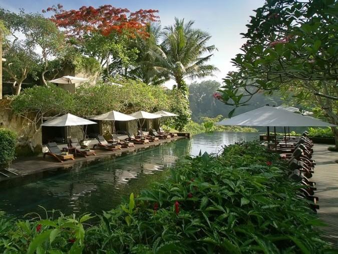 Een oase van rust