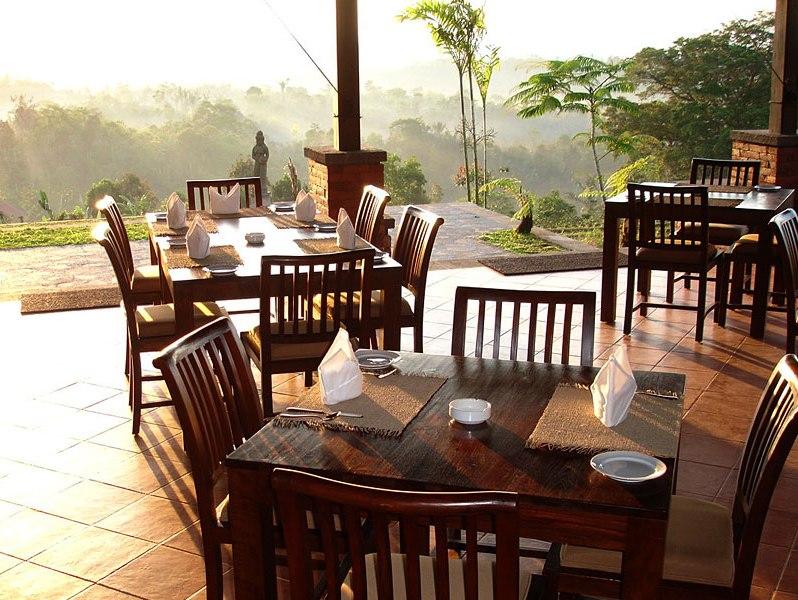 Landelijk eco resort
