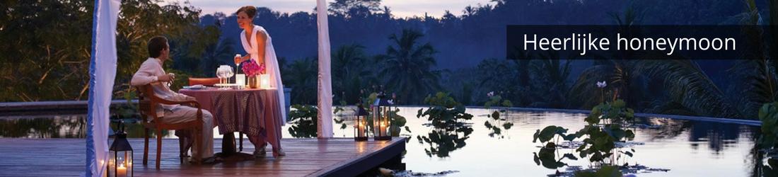 huwelijksreis op maat naar Bali en Lombok