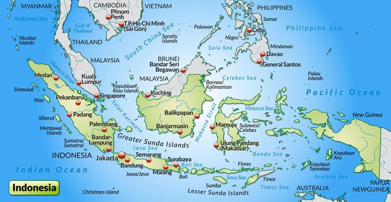 Reisadvies Indonesië