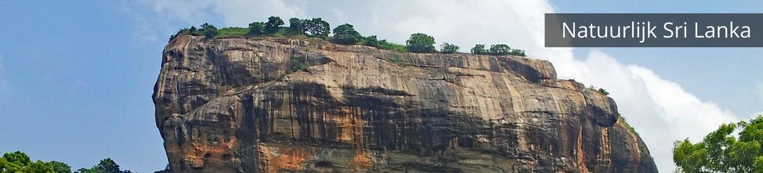 Natuurlijk Sri Lanka