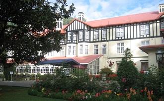 Nuwara Eliya - reis - Sri Lanka - koloniaal