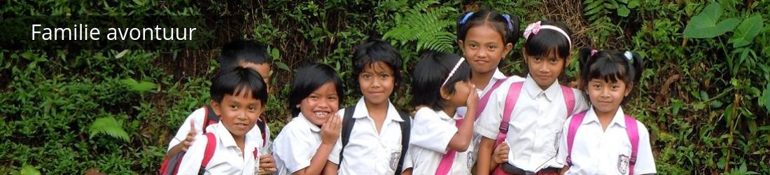Gezinsvakantie Sumatra, Java en Bali