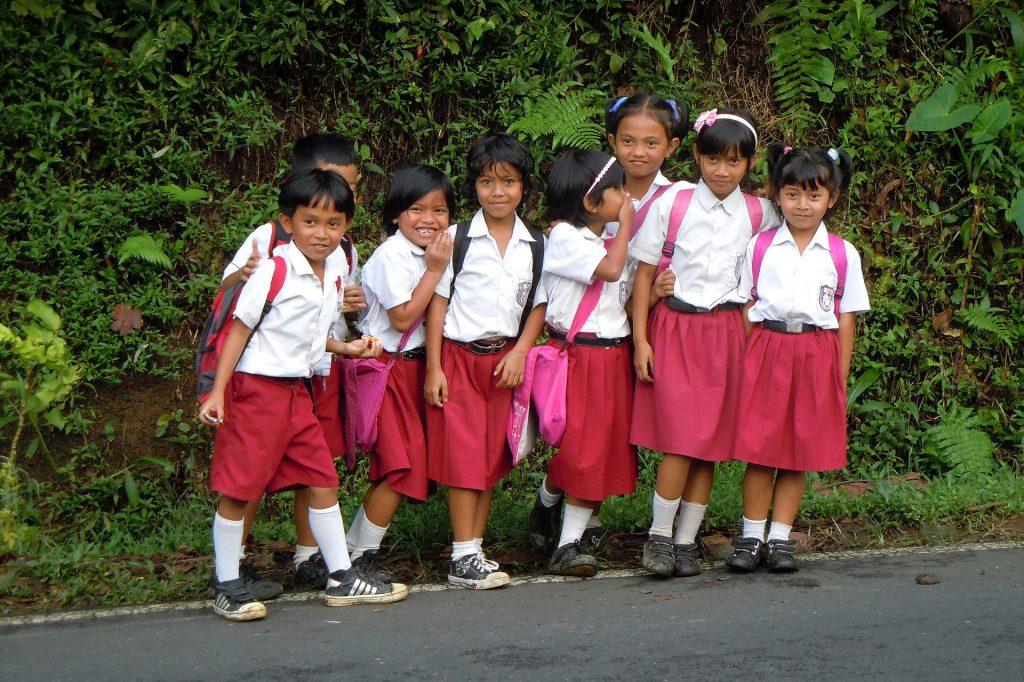Gezinsvakantie Bali