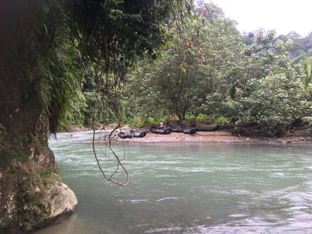 Bukit Lawang op Sumatra gezinsreis