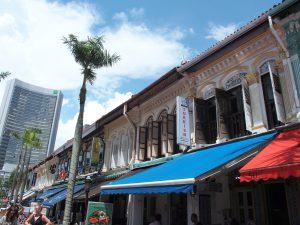 Stopover Singapore na familie reis Indonesie
