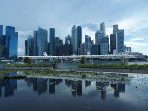 Stopover Singapore na familie vakantie Indonesie